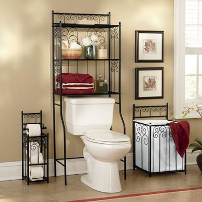 Orleans Scroll Bathroom Furniture