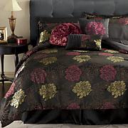 Dahlia 7-Piece Bed Set and Window Treatments
