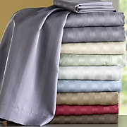 Microfiber Dobby Stripe Sheet Set