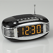 AM/FM Clock Radio by Akai
