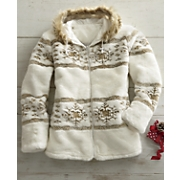 Reversible Snowflake Jacket