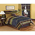 Chester Stripe Complete Bed Set