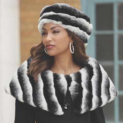 Victoria Hat and Shrug