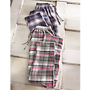Flannel Lounge Pant 2-Pk