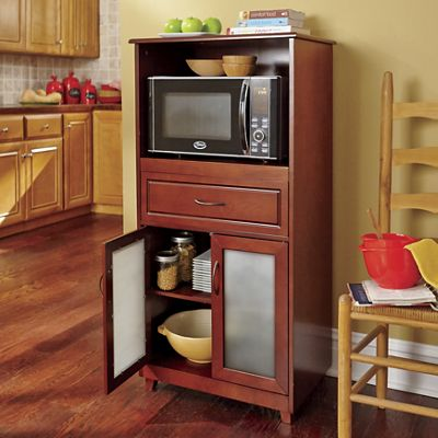 Superb Microwave Cabinet