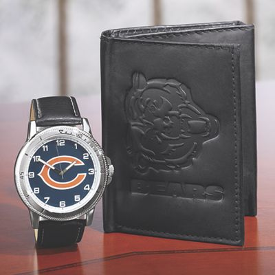 NFL Watch and Wallet Set