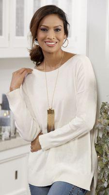 Cashmere-Blend Casmalia Sweater