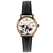 Personalized Disney's Mickey and Minnie Watch