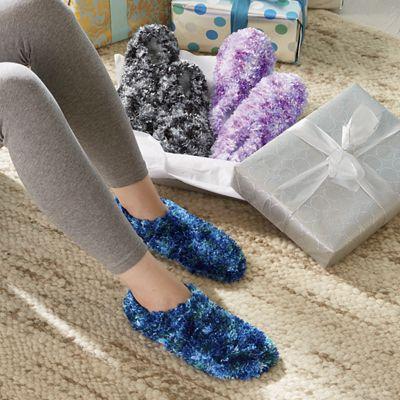 Fuzzy Footies