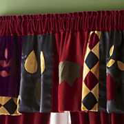 velvet dreams valance