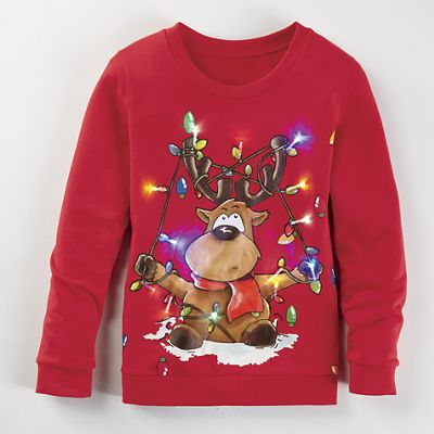 Roscoe Light-Up Sweatshirt