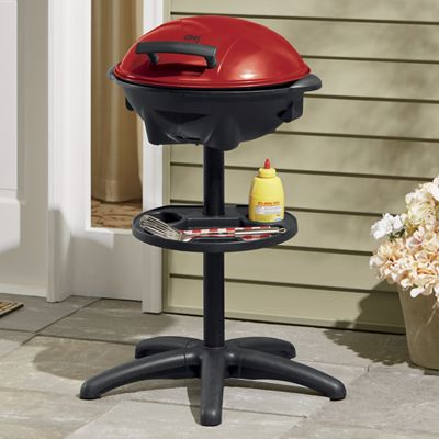 Chef Tested 174 Indoor Outdoor Electric Grill By Montgomery