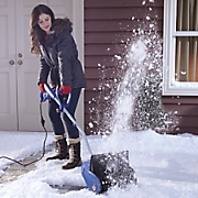 electric snow shovel by snow joe