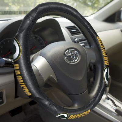 NFL & MLB Steering Wheel Cover