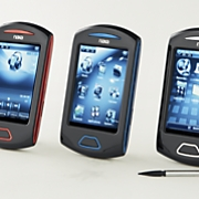 naxa 8 gb touchscreen portable media player