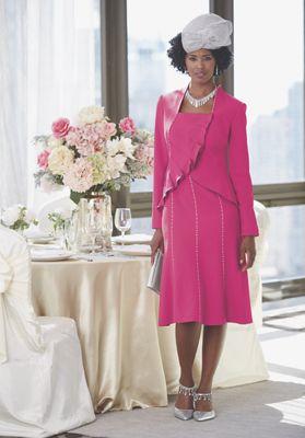 Kasia Jacket Dress