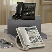 corded integrated telephone system by panasonic