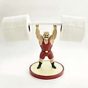 Strongman Toilet Paper Holder