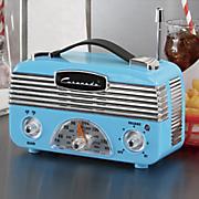 coronado vintage style am fm radio
