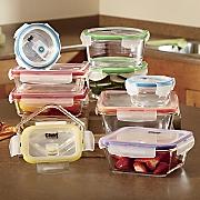 Chef Tested 18-Piece Glass Storage Set by Montgomery Ward