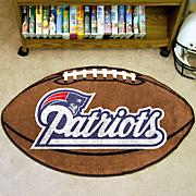NFL Football Rug