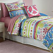 Peace Comforter Set...