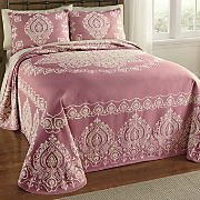 Richmond Jacquard Bedspread and Sham
