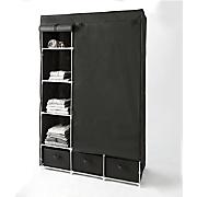 Hanging and Drawer Storage Wardrobe