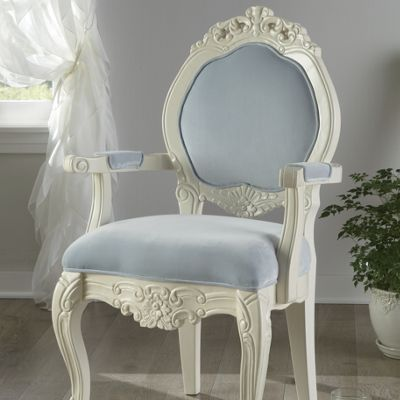 Emily Hand-Carved Chair
