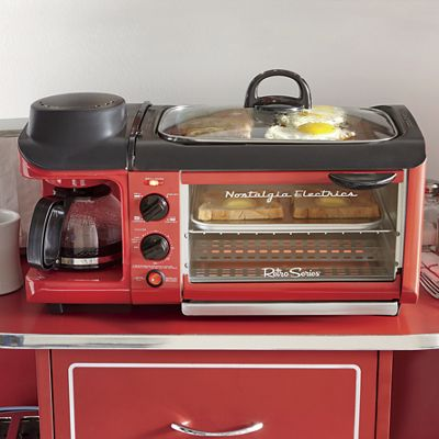 3-In-1 Breakfast Station from Seventh Avenue | DI731484