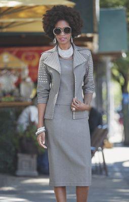 Riva Skirt Suit