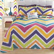 fiesta chenille bedding and window treatment