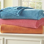 Vibrant Plush Blanket