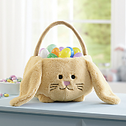 Personalized Bunny Basket