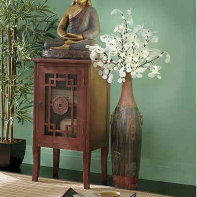 Tall Rustic Vase