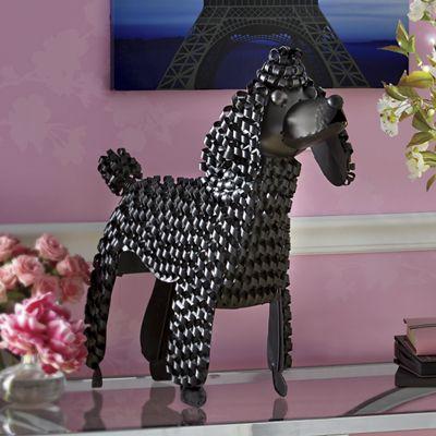 Pierre Poodle Statue