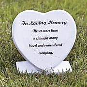 in loving memory memorial