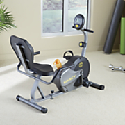 recumbent bike by marcy 160