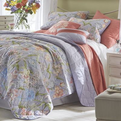 Heather Oversized Quilt, Sham and Pillows