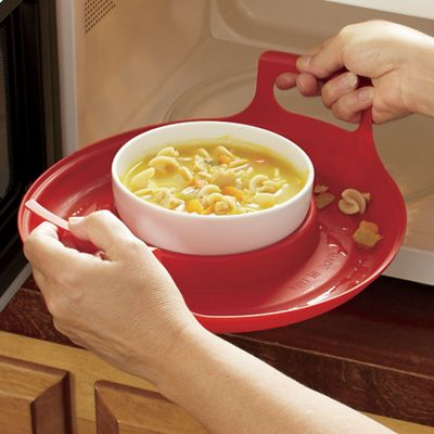 Cool Grip Microwave Caddy
