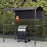 Steel BBQ Grill Gazebo