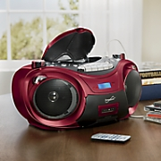 Boom Box-Style Music Player by Supersonic
