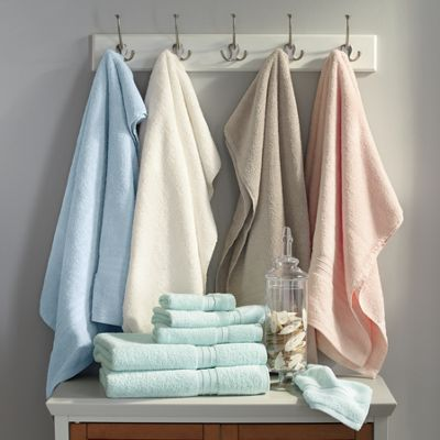 Twice As Nice 6-Piece Towel Set