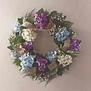 All-Season Hydrangea Wreath