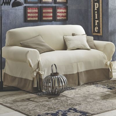 Notting Hill Slipcover and Pillow Cover