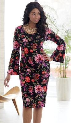 Jamilah Knit Dress