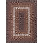 woodbridge braided rectangle wool rugs