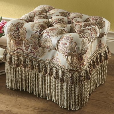 Royal Luxury Ottoman