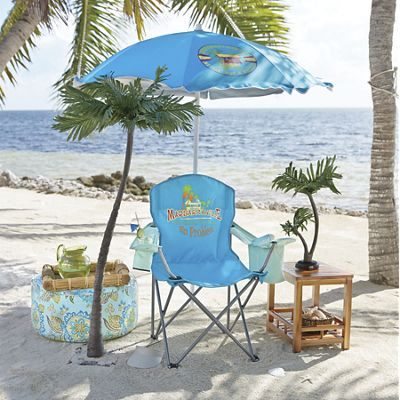 Margaritaville Chair U0026 Beach Umbrella