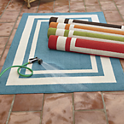 Borderline Indoor/Outdoor Rug